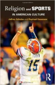 Religion and Sports in American Culture Cover