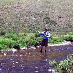 Hunter Fly Fishing 2