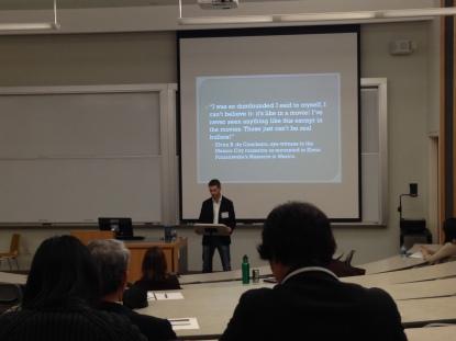 Graduate Student Essay Winner John Petrella