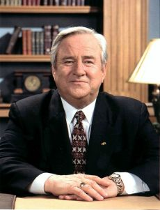 Liberty University Founder and Chancellor Jerry Falwell
