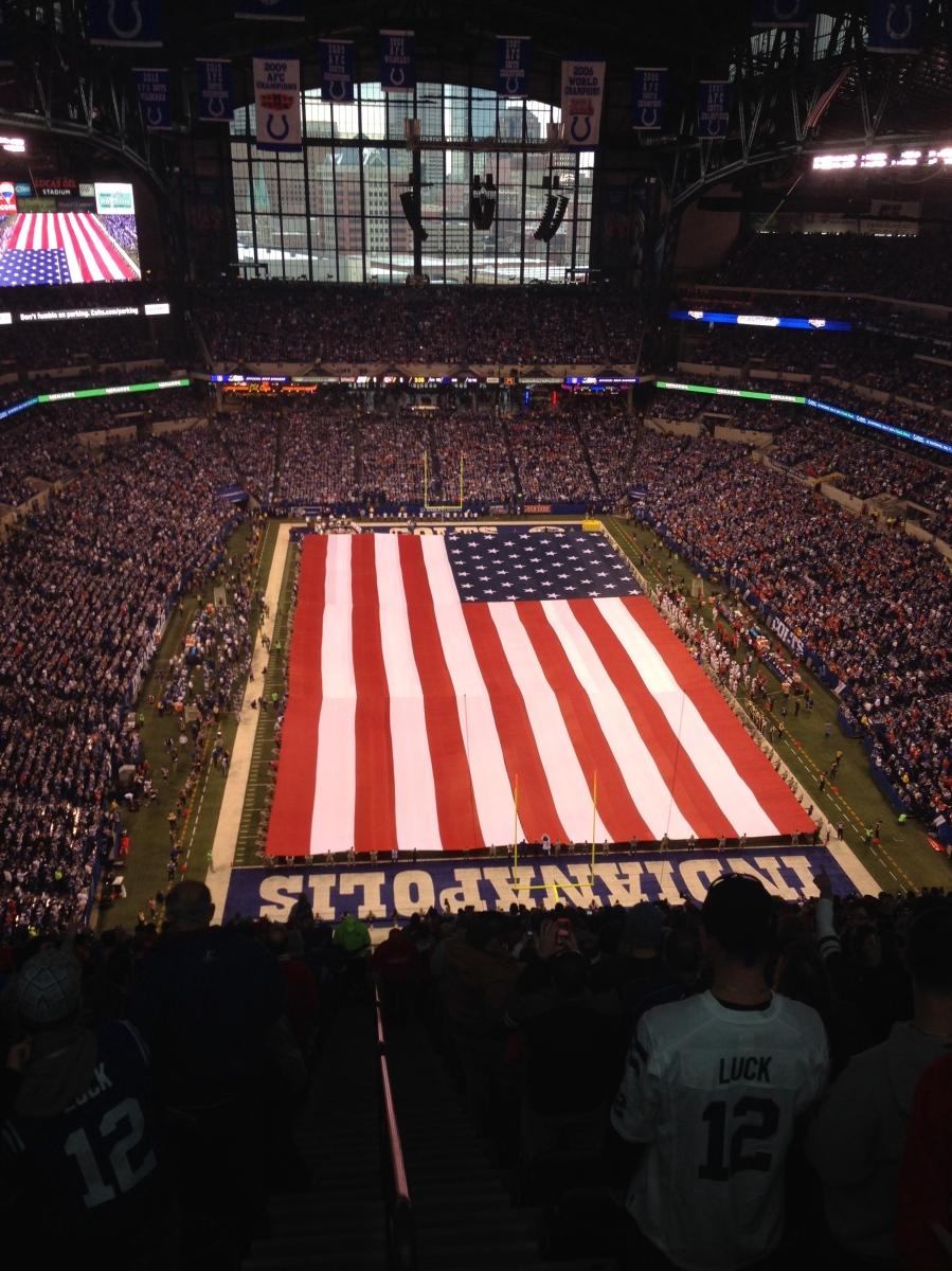 Mercedes Of Jackson >> Patriot Games: Military Displays at Professional Football ...