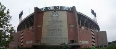 Baltimore's Memorial Stadium (Home of team until 1983)