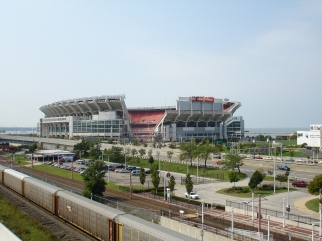 Cleveland Browns Stadium (Wikimedia Commons)
