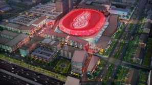 Proposed Arena for Detroit Red Wings (FoxSports)