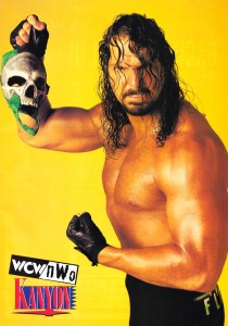 Chris Kanyon. WWE.