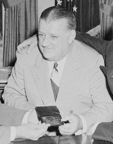 NFL Commissioner Bert Bell (Wikimedia Commons)