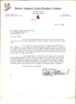 smith collins letter
