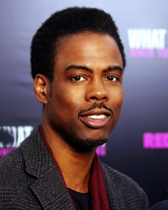 Chris Rock (Wikimedia Commons)