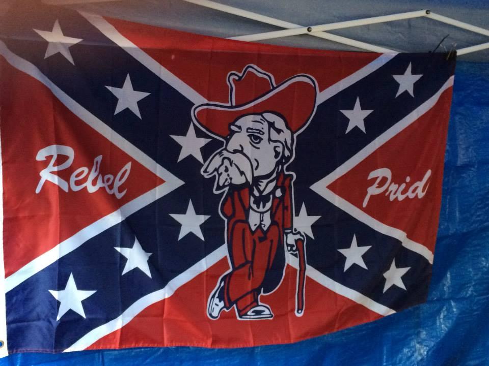 Rebel Flag T Shirt Designs