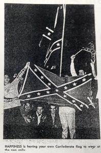 Sidelines newspaper, 31 Oct. 1968.