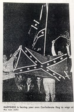 Sidelines newspaper, 31 Oct. 1968.