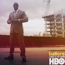 HBO's Ballers Promo. Courtest of Zaneology (Flickr).
