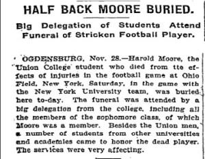 New York Times, November 29, 1905