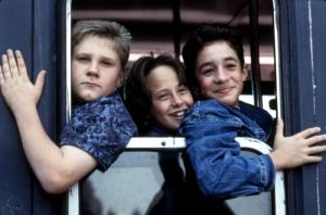 ROOKIE OF THE YEAR, Patrick LaBrecque, Robert Hy Gorman, Thomas Ian Nicholas, 1993, TM and Copyright (c)20th Century Fox Film Corp. All rights reserved.
