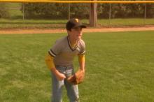 Henry Rowengartner (Thomas Ian Nicholas) in Rookie of the Year (20th Century Fox, 1993).