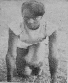 An undated photo of Carlota Gooden (Image courtesy of  http://thesilverpeoplechronicle.com/2012/03/gifted-children-overcome-the-hurdles.html).
