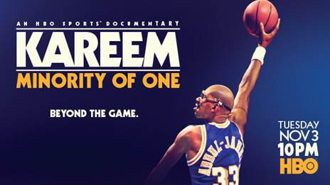 Kareem: Minority of One - HBO