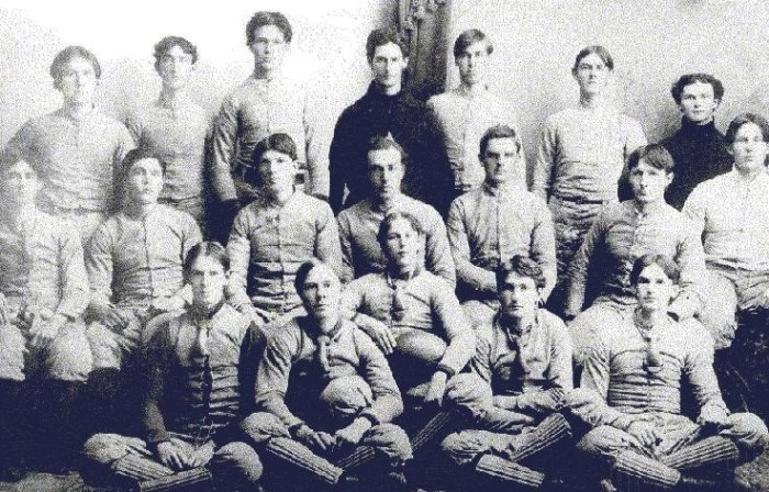 Clemson 1896