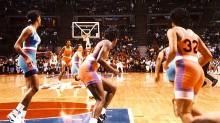 Image of the Liberty Basketball Association Courtesy of Tom Konecny