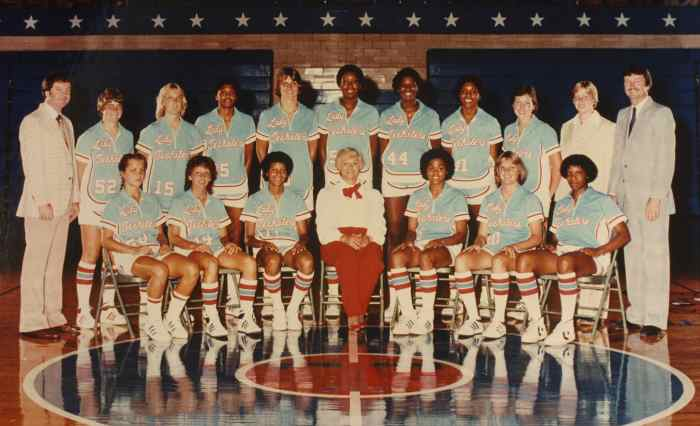 1982_Louisiana_Tech_women's_basketball_team