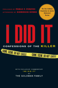 "Cover of the book ""If I Did it."" Courtesy of Wikimedia Commons."