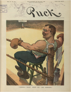 The White House Office Of Press >> Sparring in the White House: Theodore Roosevelt, Race, and Boxing | Sport in American History