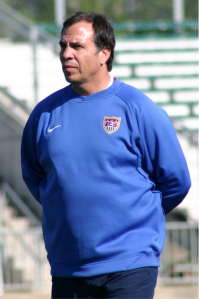 Bruce Arena has been announced as the new head coach of the USMNT. Arena previously coached the team from 1998–2006. Courtesy of Wikimedia Commons.