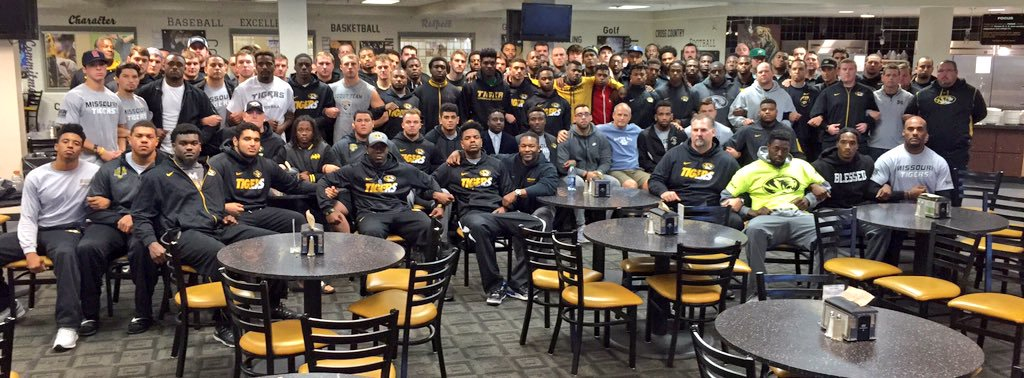 University of Missouri Football Protests  Looking in the Past to Shape the  Future  169de1802