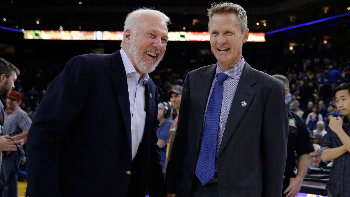 Lebron james continues to state case that gregg popovich is the best coach ever foxsports com - The Intellectual Coach Kerr Popovich And The Culture Of Coaching Sport In American History