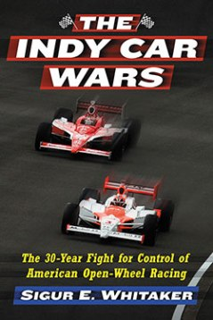 Indy Car Wars Cover