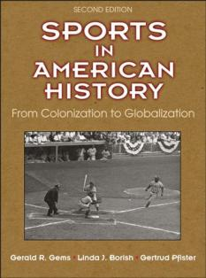Sports Textbook