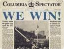 Columbia Football Cover