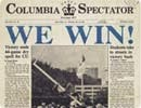 Columbia Football Cover