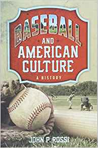 baseball and culture